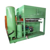 Buy cheap Factory Sales Low Cost High Quality Small Paper Pulp Making Machine from wholesalers