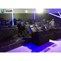 Wholesale Elegant 5D movie theater Genuine With Environmental Simulation 2 Seats Per Set from china suppliers