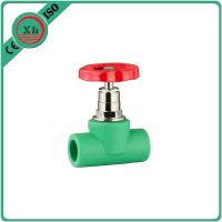 Buy cheap Lightweight Pipe Stop Valve , Plastic Gate Valve With Flange Connection from wholesalers