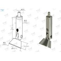 Buy cheap Adjustable Brass Cable Gripper Nickel Plating And Moveable Jointed Foot from wholesalers