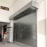 Buy cheap Fireproofing Rolling Shutter Door for Fire Rescue and Emergency Trucks/ Vehicels from wholesalers