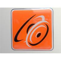 Buy cheap Clear epoxy stickers from wholesalers