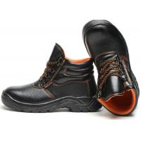 Buy cheap High Ankle Men's Safety Toe Work Shoes EUR 44 Size S2 Grade ESD Safety from wholesalers
