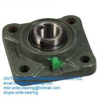 Pillow block bearing UCF207,UCF 208, UCF209,four bolt flange type bearing unit UCF SERIES for agriculture machine Manufactures
