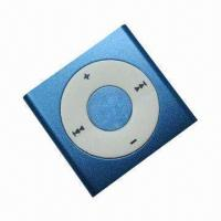Buy cheap MP3 Player with microSD Card Slot, Built-in Li-ion Battery, 3.5mm Earphones Connection from wholesalers
