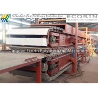 Buy cheap Heat Preservation Polyurethane Sandwich Panel Production Line Anticorrosive from wholesalers