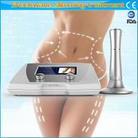 Adjustable Acoustic Wave Therapy Machine / Body Slimming Machine Non Invasive Treatment Manufactures