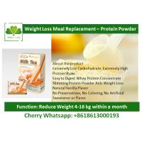 No Preservatives Slimming Protein Powder , Weight Loss / Fat Burning Protein Shake Manufactures