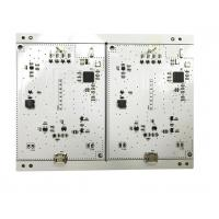 Buy cheap Quick Turn Low Volume Aluminum PCB Board 5052 TAIYO White Soldermask from wholesalers
