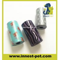 Wholesale Printed dog poop waste pe bag on roll from china suppliers