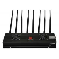 Buy cheap 8 Band GPS Signal Jammer , Radio GPS Blocker Signal Jammer Satellite Phone from wholesalers