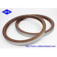 Buy cheap VITON Material ZAX850/ZX870 Rotary Shaft Oil Seals Fluorine Adhesive Dustproof product