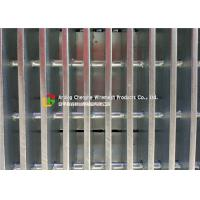 Buy cheap Drain Hot Dipped Galvanized Steel Grating Great Load - Bearing Capacity from wholesalers