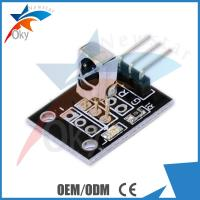 Buy cheap IR Receiver 1838 Infrared Sensor Receiver Module For Arduino , Aacceptance Angle 90 from wholesalers
