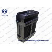 Buy cheap Powerful 200W Prison Jammer WiFi Bluetooth With Directional Panel Antennas from wholesalers