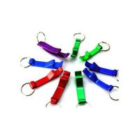 Buy cheap Cheap Color Aluminum Bottle Opener Keychain from wholesalers