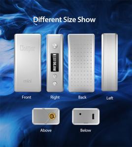 Cloupor Mini 30 30watt box mod wholesale supplier Manufactures