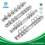 Buy cheap 6 ring binder clip&metal file folder from wholesalers