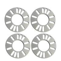Buy cheap Flat Universal Car Wheel Spacers 9 Millimeter For Most 4 And 5 Studs Vehicles product