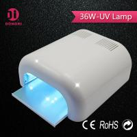 2016 wholesale CE &  RoHS quality assured manicure 36w uv gel lamp Manufactures