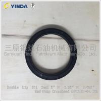 Wholesale DoubleLipOilSeal Mud Pump Crosshead 5″×6.25″×0.625″ AH36001-04.08A from china suppliers