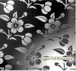 Buy cheap Chrysanthemum Type 420 / 430 / 410 /304 Stainless Steel Embossed Sheet Decorative Plate EN from wholesalers