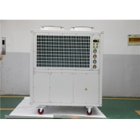 Buy cheap 28kW Spot Cooler Rental Air With Room Temperature Cooling Systems,Heavy duty air conditioning cooling for outdoor party from wholesalers