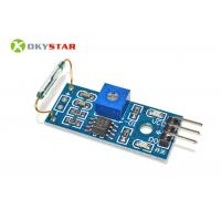 Buy cheap Blue 3Pin Arduino Sensor Module Magnetron MagSwitch Reed Switch Sensor Module from wholesalers