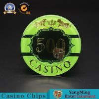 Wholesale Original Customization Casino Poker Chips / Gambling ABS NFC RFID Chips from china suppliers