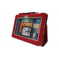 Buy cheap Red Folio Tablet Stand Case Dust Proof Kindle Fire HDX Tablet Cases from wholesalers