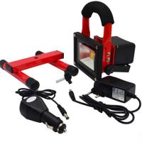 Wholesale 10 Watt LED Outdoor Flood Light , Rechargeable Portable LED Flood Light AC85 - 265V from china suppliers