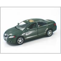 China Customizable Diecast Toy Alloy Custom Scale Model Cars TOYOTA CAMRY on sale