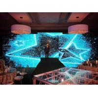 Buy cheap P3.9 HD Led Panel Stage Background , Concert Screen Rental Indoor Outdoor Application from wholesalers