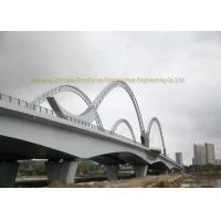 Buy cheap Weather Proof Prefabricated Steel Bridges Z Shape Steel Purlin from wholesalers