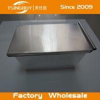 Buy cheap Non-Stick Corrugated Toast aluminium toast tin loaf bread pan with Lid-toast bread baking pan from wholesalers