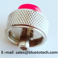 Wholesale Metal Power Meter OTDR FC Optical Adapter With Sleeve from china suppliers