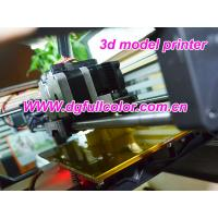 Buy cheap Multifunction Two Color 3d Printer Plastic With Software Control from wholesalers