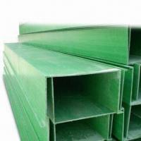 Buy cheap FRP Cable Tray with Anti-flaming, Anti-corrosion and Heat Resistance from wholesalers