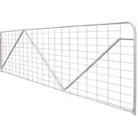 Buy cheap Square Pipe Galvanized Livestock Metal Horse Fence from wholesalers