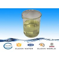 Buy cheap Wastewater Water Decoloring Agent BV / ISO Solid Content ≥50% HS 391190/391400 from wholesalers
