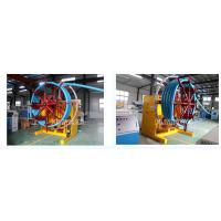 Buy cheap PLASTIC PIPE WINDER / PLASTIC AUXILIARY EQUIPMENT / PIPE WINDING MACHINE / PIPE RECOILER from wholesalers