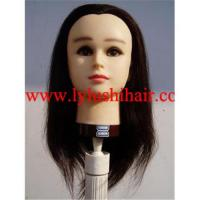 Buy cheap Training head/ Mannequin Head/ lesson wig/Practice head from wholesalers
