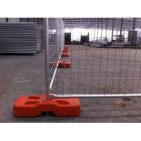 Buy cheap Multi Function Temporary Fence Panels Construction OD 32mmx1.40mm Pipes from wholesalers