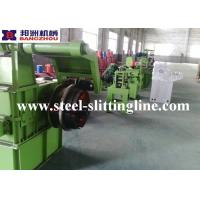 2T Automation Flat Bar Straightening Machine 1mm - 4mm With Recoiler Manufactures