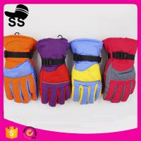 Buy cheap 100%Polyester 25*10CM 	 98g top quality protective cycling personalized warmest winter ski gloves from wholesalers