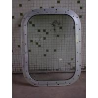 Aluminum Alloy Frames Marine Windows Fixed Openable Sliding With Tempered Glass Manufactures