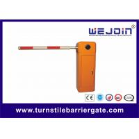 Car Access Control Barrier Arm Gate With Die casting Aluminum Alloy Motor