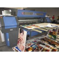 Buy cheap Decration Industry Faltbed Roll to Roll UV Printer , Professional Digital Screen Printing Equipments from wholesalers