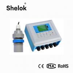 Buy cheap Open channel 0 ~ 93m3/s sewage embedded ultrasonic flow meter water from wholesalers