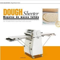 Buy cheap 0.75kw Electric Dough Sheeter , 380mm Electric Pastry Roller from wholesalers